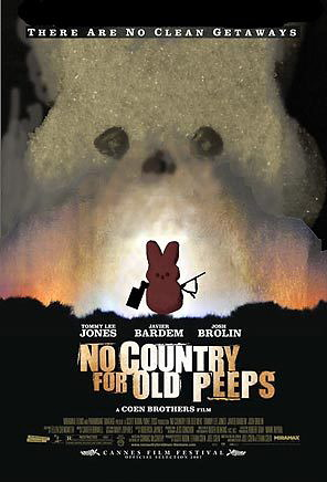 No Country for old Peeps