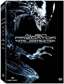 Alien vs Predator Box Cover