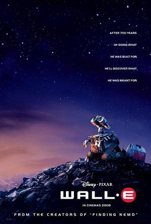WALL-E Poster 02