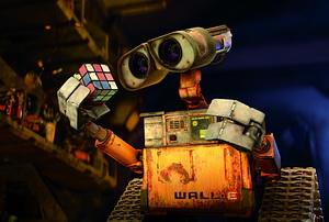 WALL-E Zauberwürfel